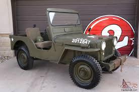 military jeep cj3a military jeep cj 3a