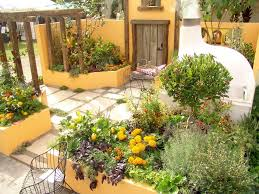 Garden Style Home Decor Garden Design Garden Design With How To Design A Mediterranean