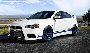 2015 mitsubishi lancer evolution information and photos