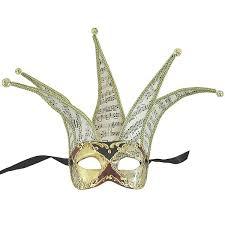 jester masquerade mask venetian mask in london for him black leather colombina venetian mask