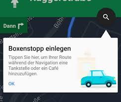 Google Maps Navigation Google Maps Poi Suche Entlang Der Route Randombrick De