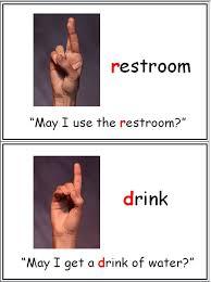 Bathroom Sign Language 23 Sign Language For Bathroom Missouri Socialinnovation Us