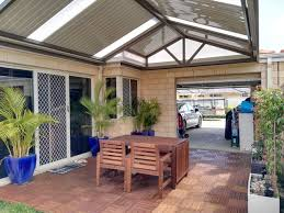 Design Ideas For Suntuf Roofing Court Yard Pergola Ideas For Your Home Great Aussie Patios