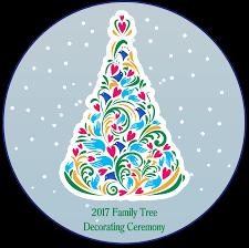 2017 family tree decorating ceremony stockton grief u0026 bereavement
