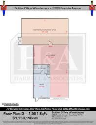 Floor Plan Of Warehouse by Warehouse Floor Plan Probrains Org