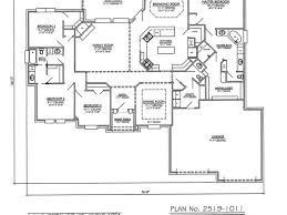 design ideas 58 great house plans 4 bedroom with bed room