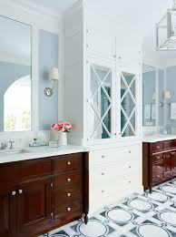 White Cabinets With Blue Walls East Coast Inspired Shingle House Home Bunch U2013 Interior Design Ideas