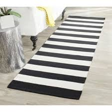 White Runner Rug Area Rug Cute Rug Runners Outdoor Patio Rugs On Black And White