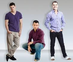 What To Wear With Light Jeans Know What To Wear With A Purple Shirt And Pull It Off With Panache