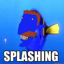 Nigel Thornberry Meme - splashing nigel thornberry quickmeme