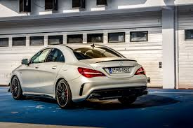 mercedes amg 64 updated 2017 mercedes amg cla45 preps to welcome audi rs3 to