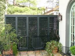 outdoor privacy screen ideas for decks outdoor privacy screen