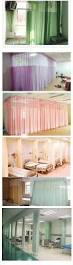 customized colorful fire retardant polyester fabric medical clinic