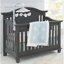 4 In 1 Baby Crib With Changing Table Baby Cribs Wonderful Grey 4 In 1 Crib Union 4 In 1 Convertible