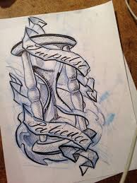 hourglass drawing tattoo designs pictures to pin on pinterest