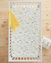 Winnie The Pooh Nursery Bedding Sets by Disney Baby Winnie The Pooh Knit Crib Sheet In Organic Cotton