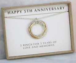 5th year anniversary gift anniversary gifts 5th anniversary gift for honey willow