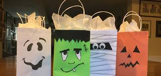 easy to make halloween bags u2013 rag tag magpie