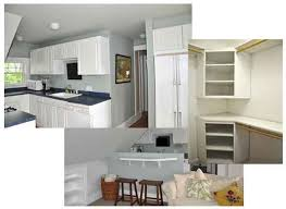 kitchen cabinets in the closet home tips for women
