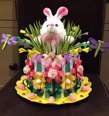 Easter Decorations In Dubai by Handmade Easter Bonnet Hat U0027bunny Garden Bonnet Hat Easter And