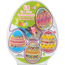 Easter Decorations Toronto by Create A Treat Easter Cookie Decorating Kit 16 Oz Walmart Com