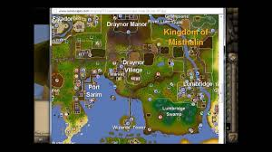 Oldschool Runescape World Map by How To Lure Bots At Pest Control On Runescape Youtube