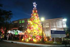 ceremonial lighting of tree starts pasko sa bu bu news