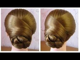 comment cuisiner les chignons tuto coiffure simple chignon élégant facile à faire