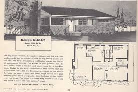 vintage house plans 124h antique alter ego