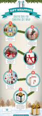 creative ideas for christmas gift wrap infographic