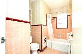 retro pink bathroom ideas vintage pink bathroom pink tile bathroom ideas pink tile bathroom