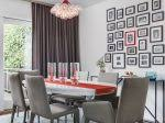 Lisa Michael Interiors Casual Dining Room Ideas Beach Style Dining Room To Obviously