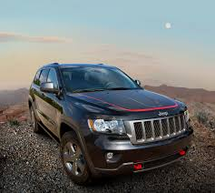 jeep trailhawk lifted 2013 jeep announces grand cherokee trailhawk and wrangler moab