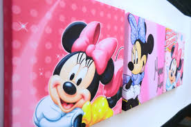 Pink Minnie Mouse Bedroom Decor Minnie Mouse Bedroom Accessories Uk Red Minnie Mouse Wall Decor