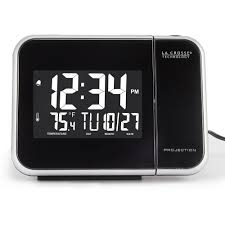 Minimalist Alarm Clock by Sony Digital Am Fm Alarm Clock Radio With Nature Sound Selections