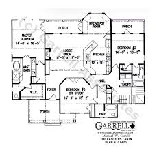 Accessible House Plans Cashiers Cabin House Plan 01470 1st Floor Plan Rustic Mountain