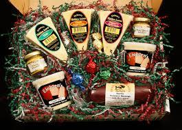Cheese And Sausage Gift Baskets Joes Legend Gift Box U2013 Eichtens Cheese U0026 Bison