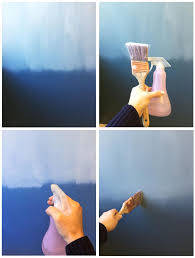 the way of the ombre blue ombre ombre and walls