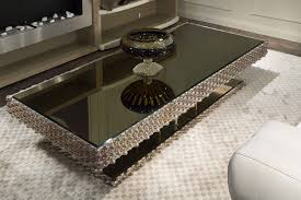 coffee table exquisite fresh mirrored coffee table set ideas tr