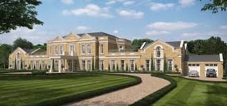 plot for bespoke luxury home hampshire high breck octagon