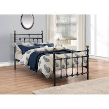 Steel Headboards For Beds Best 25 Metal Double Bed Frame Ideas On Pinterest Double Bed