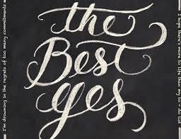 the best yes by lysa terkeurst