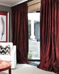 Wine Colored Curtains Affordable Luxury Velvet Drapes For Your Home Theater Room