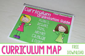 reading curriculum for kindergarten kindergarten curriculum map