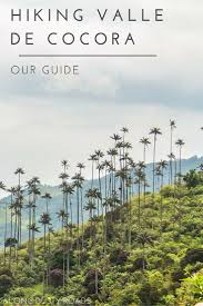 our guide to hiking valle de cocora u2014 along dusty roads