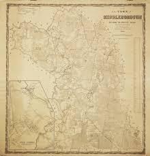 Map Of Mass Rare Map Of Middleborough Mass Rare U0026 Antique Maps