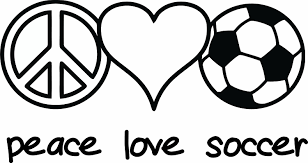 design with vinyl design 247 peace love soccer picture art home design with vinyl design 247 peace love soccer picture art home decor sticker vinyl wall decal 12 inch by 20 inch black adhesive caulk amazon com