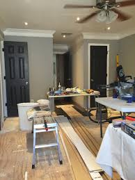 Benjamin Moore Chelsea Gray Kitchen benjamin moore chelsea gray paint bonus room makeover