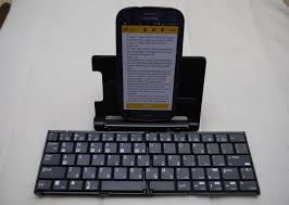 large key keyboards for android use palm infrared keyboard with android devices 5 steps