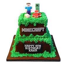 minecraft birthday cake ideas easy minecraft birthday cake ideas best custom cakes boys b cake